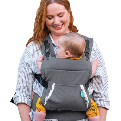 Infantino Cuddle Up Ergonomic Hoodie Carrier - Fox