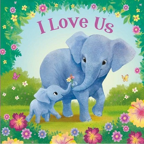 I Love Us - (Tender Moments) by  Sarah Bradshaw (Board_book) - image 1 of 1