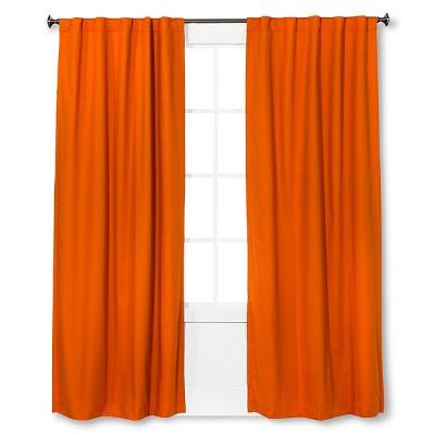 Twill Blackout Curtain Panel - Pillowfort™