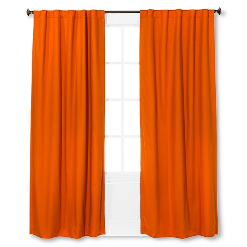 Twill Blackout Curtain Panel - Pillowfort™ - image 1 of 1