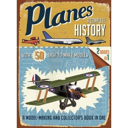 Planes - (Easy-To-Make Models) by  R G Grant (Paperback) - image 1 of 1