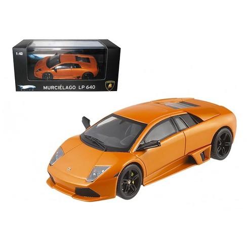 Lamborghini Murcielago Lp 640 Orange Elite Edition 1 43 Diecast
