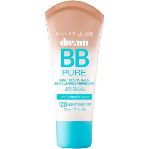 Maybelline Dream Pure BB Cream Medium - 1 fl oz - image 1 of 5