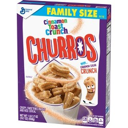 Cinnamon Toast Crunch Churros Breakfast Cereal - 19.2oz