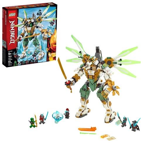 LEGO Ninjago Lloyd's Titan Mech Ninja Toy Building Kit 70676 - image 1 of 4