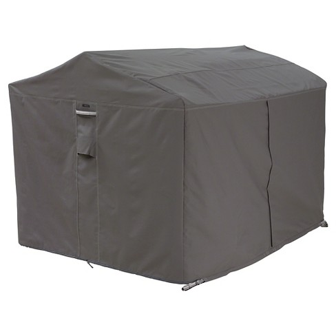 Classic Ravenna Canopy Swing Cover- Dark Taupe - image 1 of 7