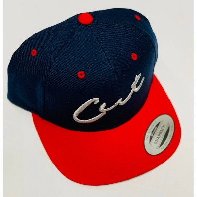 Cut Golf Head Wear - Navy