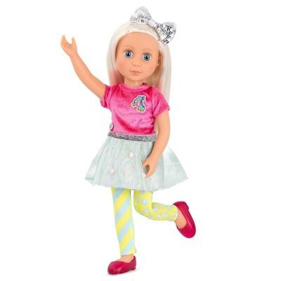 Glitter Girls Poseable Doll - Kianna