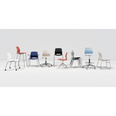 Lola Office Chair Collection - Olio Designs