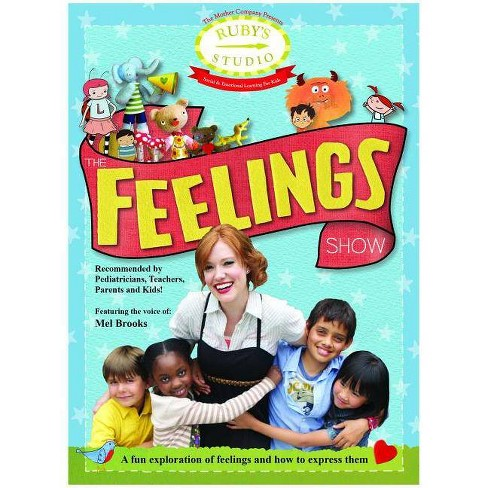 The Feelings Show DVD by Mother Company, LLC - image 1 of 1