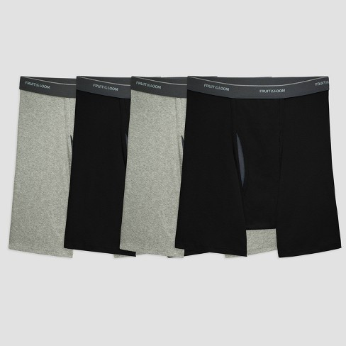Fruit of the Loom Men's 4pk Coolzone Boxer Briefs - 2XL - image 1 of 3