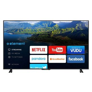 "Element 55"" 4K UHD Smart TV  (E4SFT5517)"