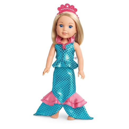 American Girl Wellie Wishers Marvelous Mermaid Outfit - image 1 of 7