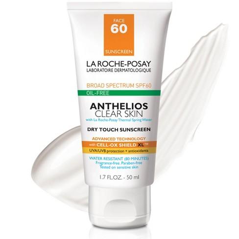 La Roche Posay Anthelios Clear Skin Sunscreen SPF 60 - 1.7 fl oz - image 1 of 2