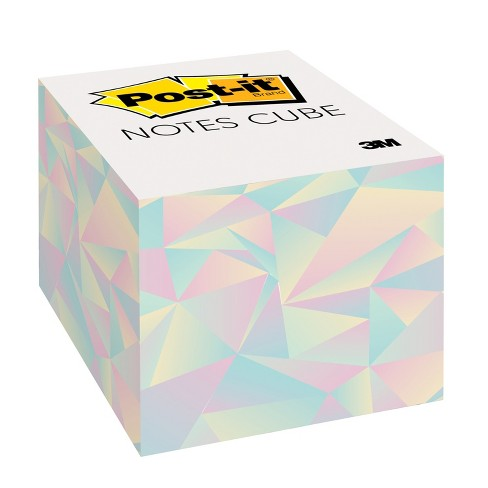 Post It Notes Cube 3x3 Marble Target