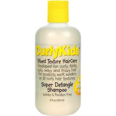 CURLYKIDS Super Detangle Shampoo - 8 fl oz