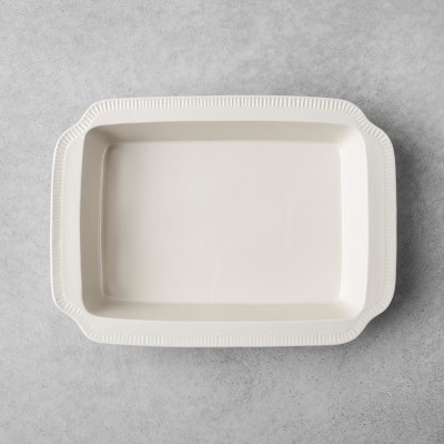 Stoneware Baking Dish - Cream - Hearth & Hand™ with Magnolia