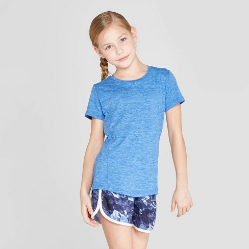 Girls' Super Soft Tech T-Shirt - C9 Champion® - image 1 of 3