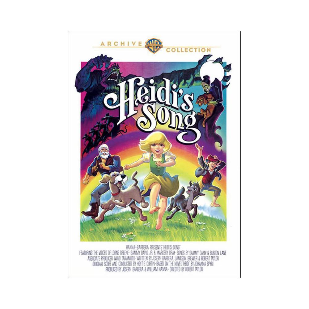 Heidi's Song (Dvd), Movies
