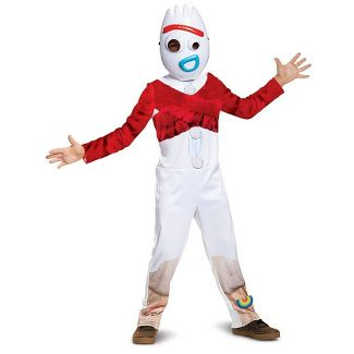 Boys' Toy Story Forky Classic Halloween Costume M