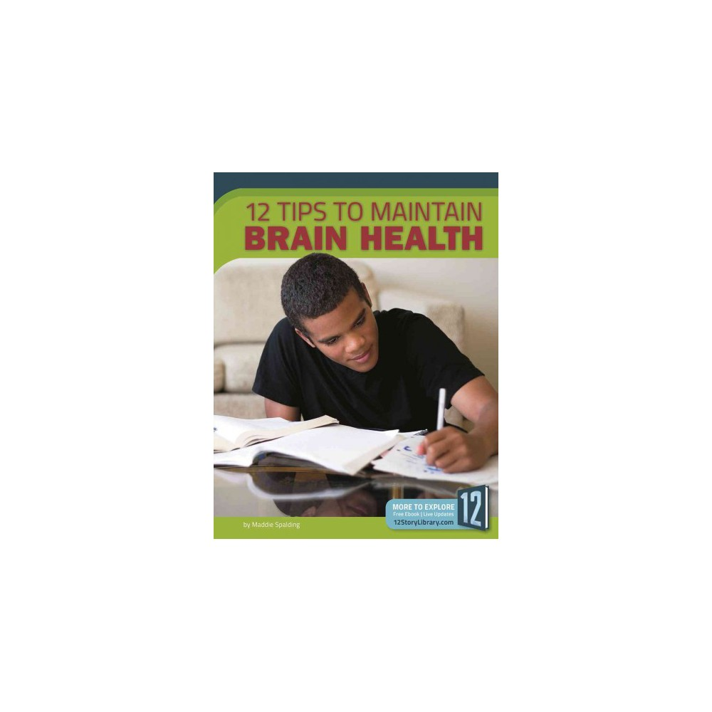 12 Tips to Maintain Brain Health (Paperback) (Marne Ventura)