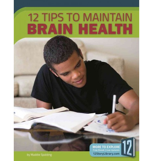 12 Tips to Maintain Brain Health (Paperback) (Marne Ventura) - image 1 of 1