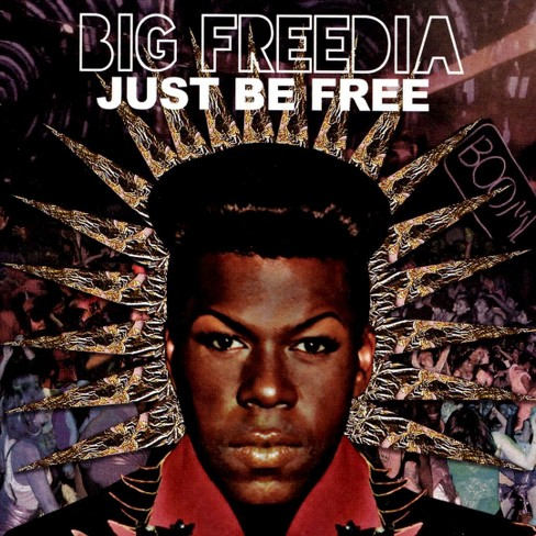 Big freedia - Just be free (CD) - image 1 of 1