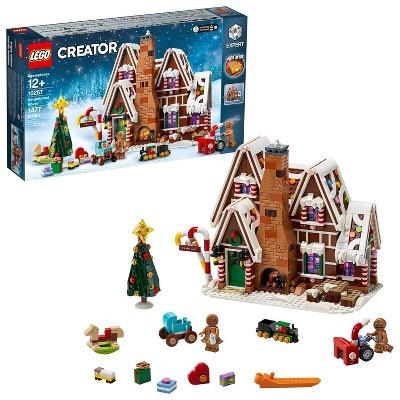 LEGO Creator Expert Gingerbread House Building Kit 10267