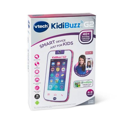 VTech KidiBuzz G2 - Pink - image 1 of 4