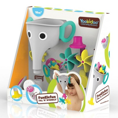 Yookidoo FunElefun Fill 'N' Sprinkle Bath Toy