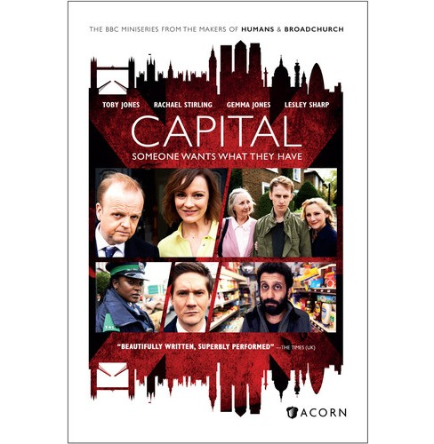 Capital (DVD) - image 1 of 1