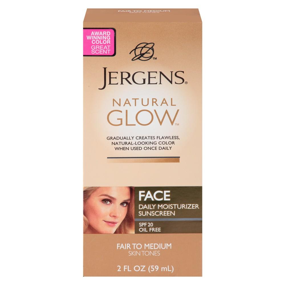Image of Jergens Natural Glow Face Moisturizer 2 oz (Fair/Medium)