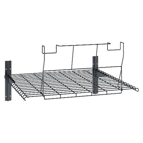 Shed Loft Shelf - Black - Black - Suncast - image 1 of 3