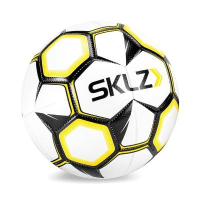 SKLZ Training Size 5 Soccer Ball - Yellow/White