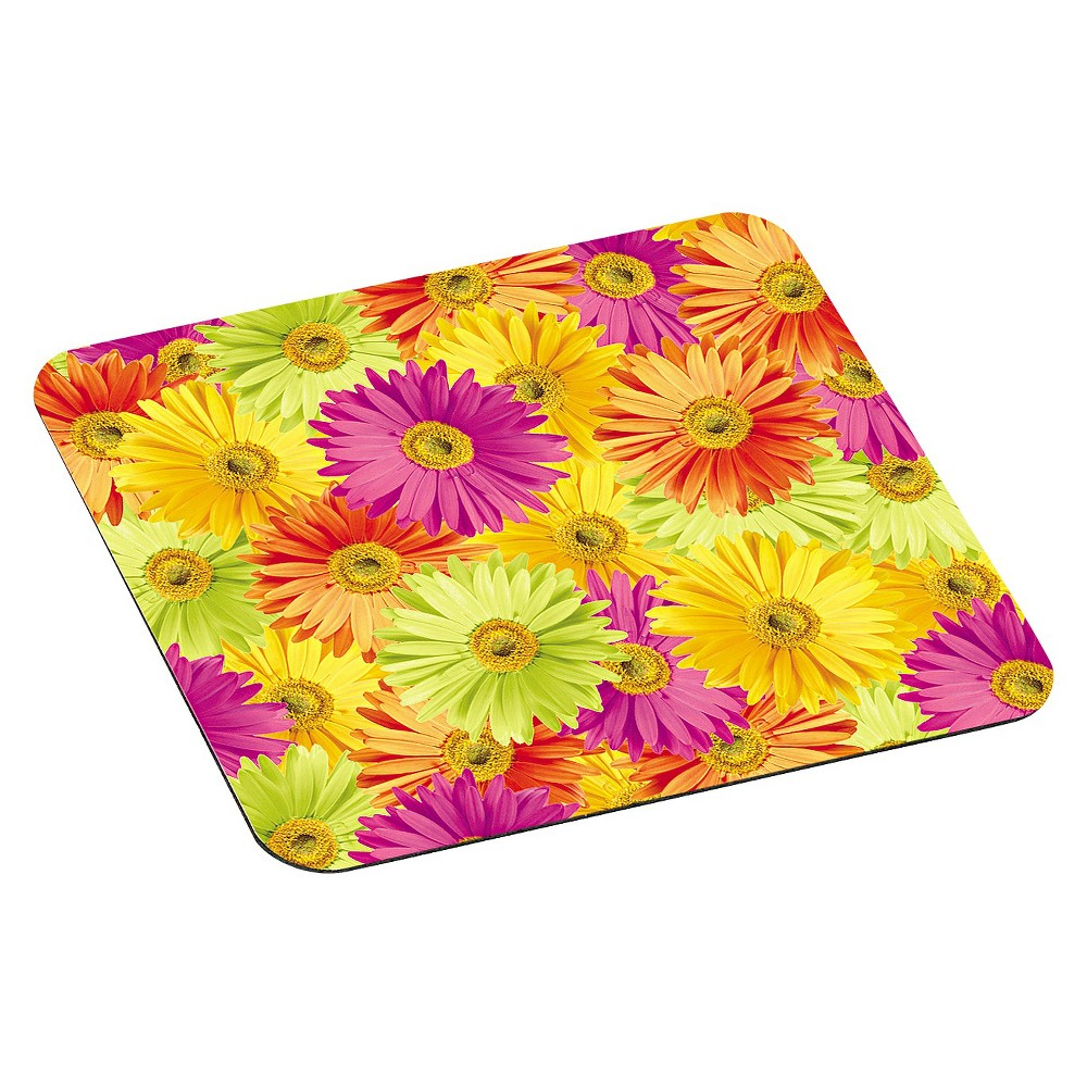 Image of 3M Mouse Pad with Precise Mousing Surface - 9 x 8 x 1/8 - Daisy Design