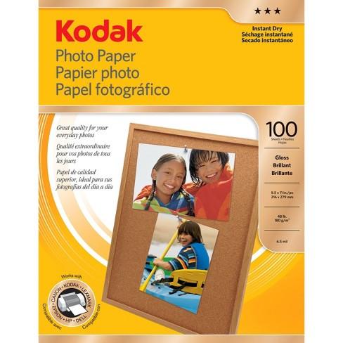 Kodak Photo Paper 85x11 100ct Target