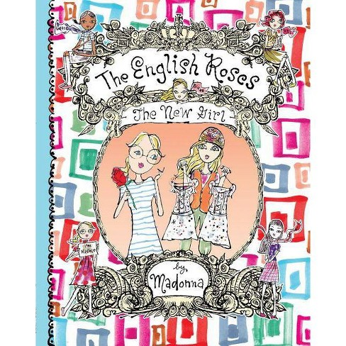 The New Girl - (English Roses) by  Madonna (Hardcover) - image 1 of 1