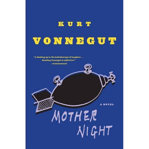 Mother Night - by  Kurt Vonnegut (Paperback) - image 1 of 1