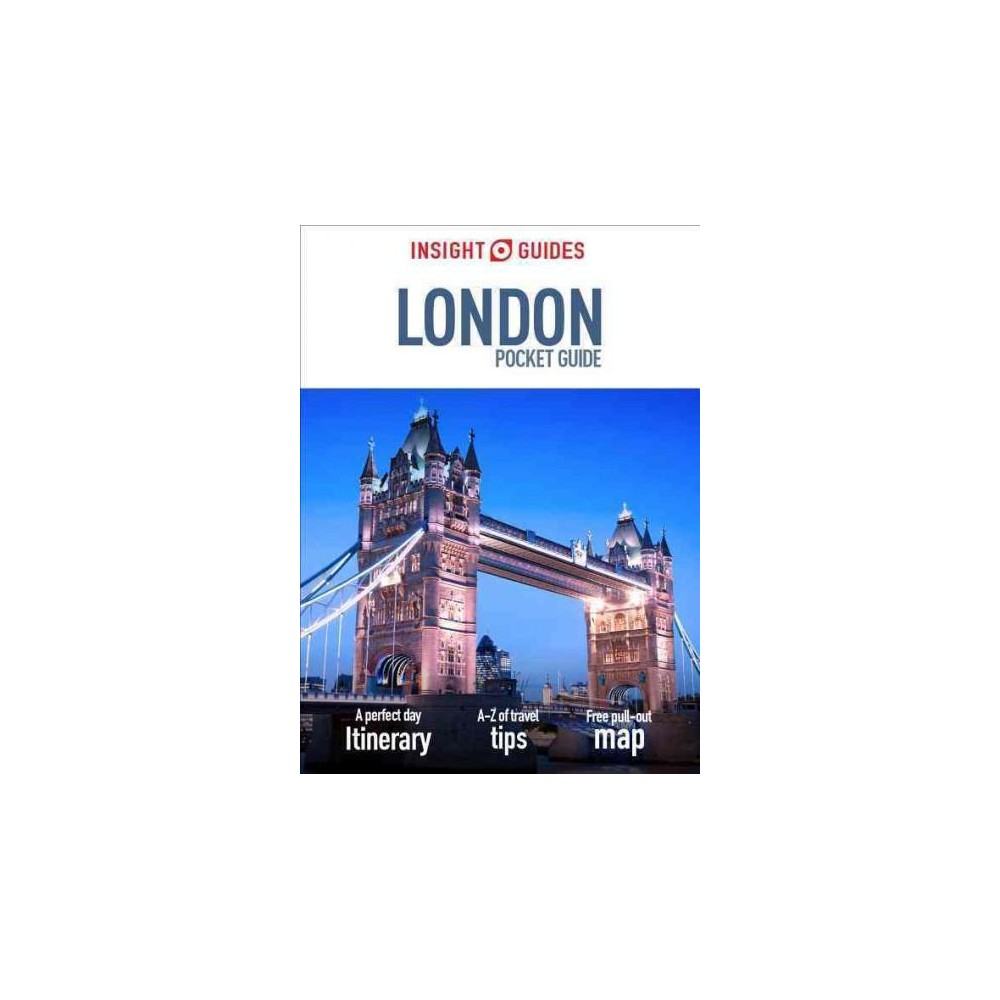 Insight Guides London Pocket Guide (Paperback)