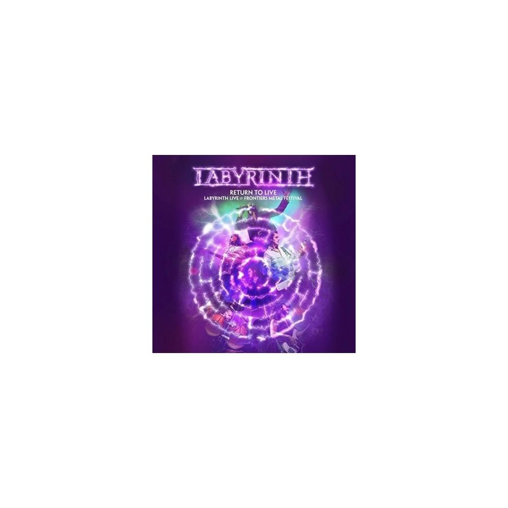 Labyrinth - Return To Live (Vinyl)