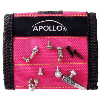Apollo Tools DT5001P Magnetic Wrist Band Pink