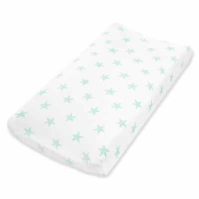 Aden® by Aden + Anais® Changing Pad Cover - Dream - Teal