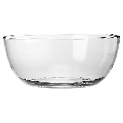 Anchor Hocking Presence Glass Serving Bowl 11in