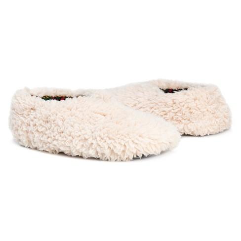 d27b5870fff9 Women s MUK LUKS® Autumn Faux Fur Slide Slippers   Target