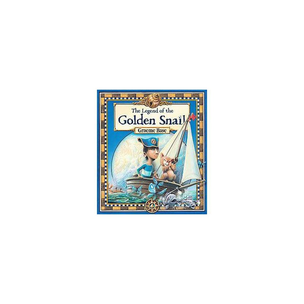 The Legend of the Golden Snail (Hardcover)