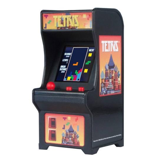 World's Smallest Tiny Arcades Tetris, Kids Unisex image number null