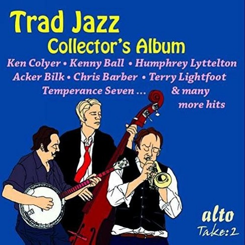 Various - Trad jazz collector's album (CD) - image 1 of 1