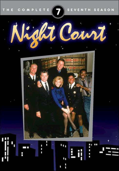 Night court:Complete seventh season (DVD) - image 1 of 1