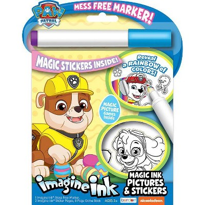PAW Patrol Imagine Ink Easter Stickers