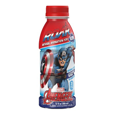 Roar Marvel Captain America Grape Juice - 12oz